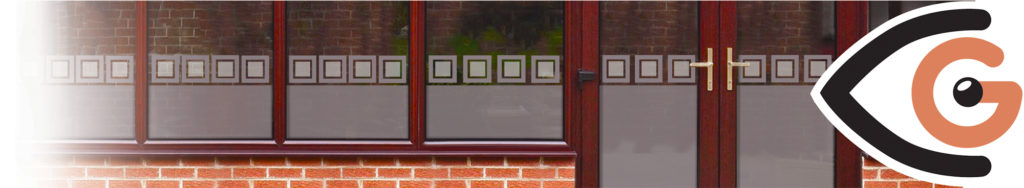 Privacy glass example